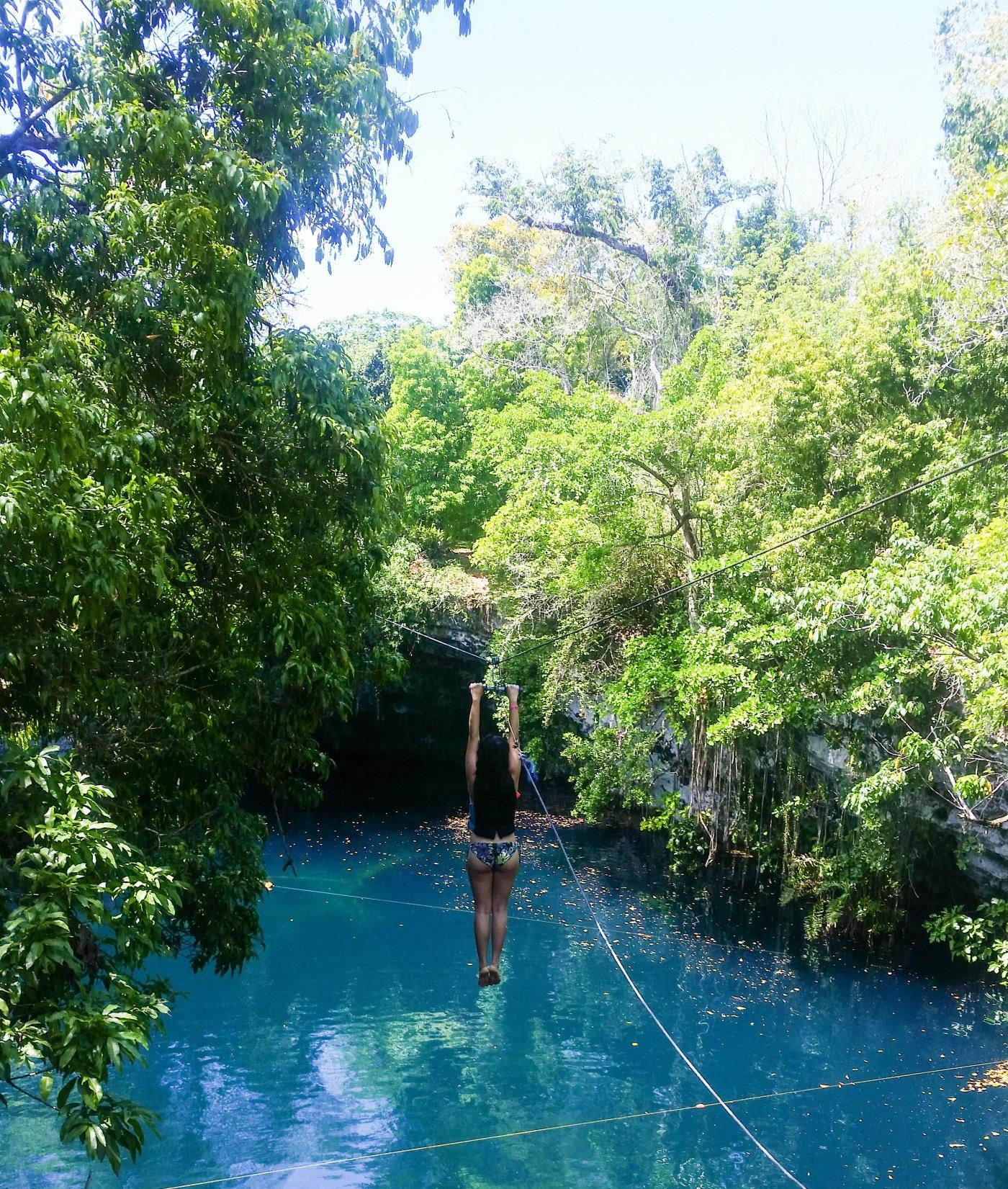 Laguna Dudu - Zipline