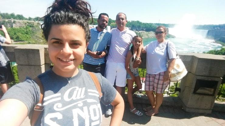 Ontario - Niagara Falls - Canada - Family