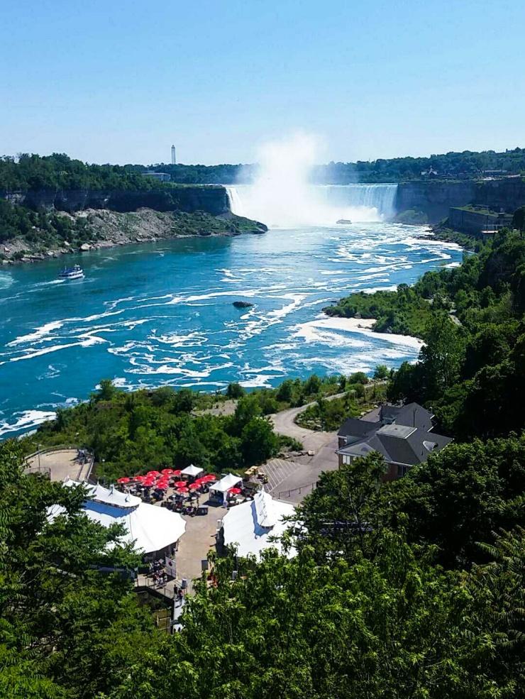 Ontario - Niagara Falls - Canada - View